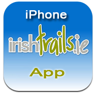 The Irish Trails app put information on over 400 Irish trails in your pocket. You can discover trails, get an overview of the trail and find out how to get to the trailhead with the app.